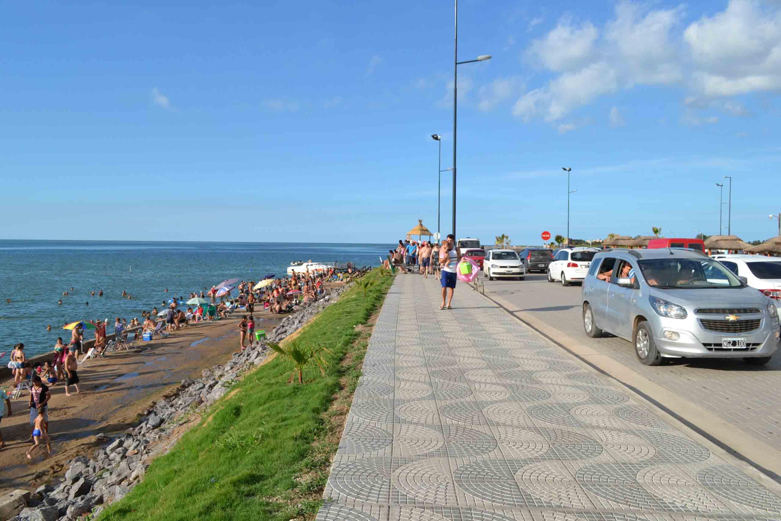 Costanera Miramar: Obra Vial Completa y Puesta en Valor Arquitectónica del paseo peatonal costero