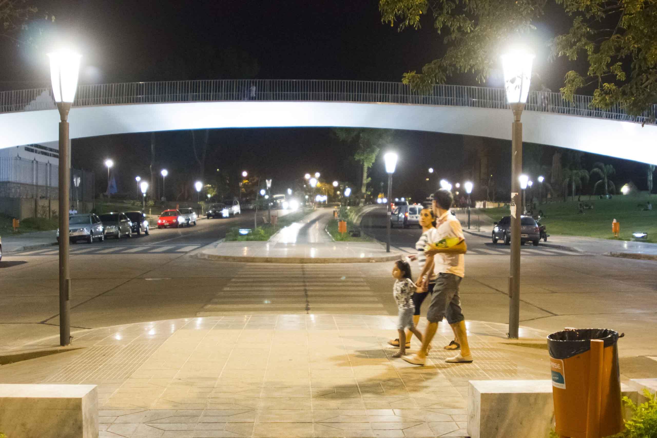 Parque de las Tejas - Ciudad de Córdoba
